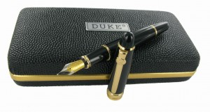 DUKE 8F EAGLE&BLACK PIÓRO W OPK/BOX 315